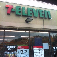 Photo taken at 7-Eleven by Kelly G. on 8/18/2011