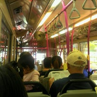 "Photo taken at Go-Ahead: Bus 36 by ""Phil in Bangkok"" P. on 10/4/2011"