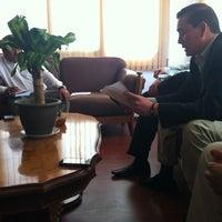 Photo taken at Presidencia Municipal by Paco J. on 3/7/2012