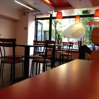 Photo taken at Grila Burgers by Pēteris R. on 5/10/2012