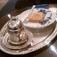 Photo taken at Senem's Coffee & Tea House by elizabeth c. on 12/30/2011