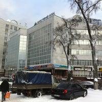 Photo taken at КЭМП Щелково by Алексей М. on 1/15/2012