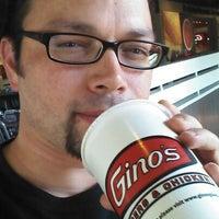 Photo taken at Gino's Burgers & Chicken by Jason M. on 8/22/2012