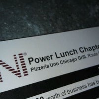 Photo taken at BNI Power Lunch by Hobie A. on 10/4/2011