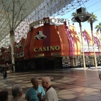 Photo taken at Fremont Hotel & Casino by Colin K. on 4/30/2012
