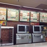 Photo taken at Subway by Gary B. on 2/15/2012