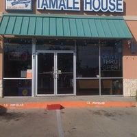Photo taken at La Popular Tamale House by La Popular T. on 8/18/2011
