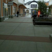 Photo taken at Tanger Outlet Pittsburgh by Kristin H. on 10/2/2011
