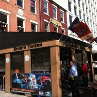 Photo taken at Penn Quarter Sports Tavern by Roger T. on 10/23/2011