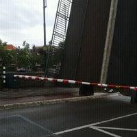 Photo taken at Vrouwenpoortsbrug by Ingrid A. on 8/31/2011