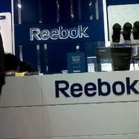 Photo taken at Reebok Torium Shop by Mehtap Ö. on 10/26/2011