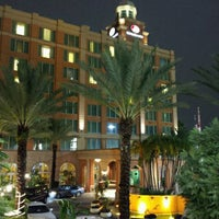 Photo taken at Renaissance Tampa International Plaza Hotel by Johnny W. on 11/30/2011