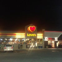 Photo taken at Love's Travel Stop by Johnathon W. on 10/24/2011