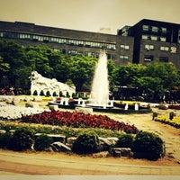 Photo taken at Soongsil University by Kyoungmin L. on 5/17/2012