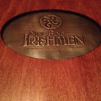 Photo prise au Nine Fine Irishmen par Joel C. le6/2/2012