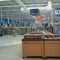 Photo taken at Walmart Supercenter by Christina S. on 6/26/2012