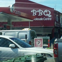 Photo taken at BBQ Wholesale Centre Pte Ltd by Lawrence C. on 5/6/2012