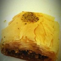 Photo taken at Baladie Gourmet Cafe by Phoebe W. on 6/21/2012