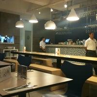 Photo taken at Sanbanto Premium Pork @ Bangsar by C C. on 7/13/2011