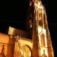 Снимок сделан в Catedral San Salvador de Oviedo пользователем Ruben B. 12/3/2011