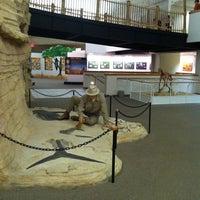 Photo taken at Sternberg Museum of Natural History by Jennifer C. on 6/18/2012