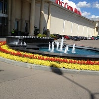 Photo taken at Crocus City Mall by Мария on 8/19/2012