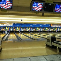 Photo taken at Triad Lanes by Mike C. on 8/18/2011