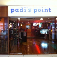 Photo taken at Padi's Point (Cafe. Restaurant) by Andrew M. on 12/25/2010
