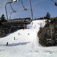 Photo taken at Okemo Mountain Resort by Andy L. on 1/22/2012