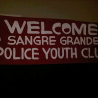 Photo taken at Sangre Grande Police Youth Club Building by Marcus B. on 12/11/2011