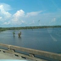 Photo taken at Atchafalaya Basin by John G. on 7/7/2012
