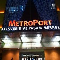 Photo taken at Metroport by Hakan on 4/29/2011