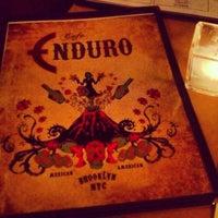 Photo taken at Cafe Enduro by Erlton M. on 3/15/2012