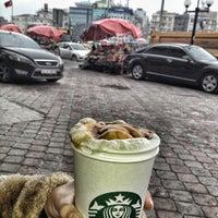 Das Foto wurde bei Starbucks von Huda A. am 2/14/2012 aufgenommen