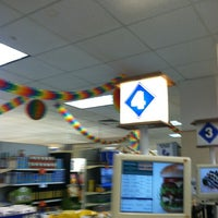 Photo taken at Gristedes Supermarkets #545 by Raymond E. on 6/24/2012