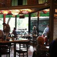 Photo taken at Michelangelo Caffe by Matthew J. on 8/3/2012