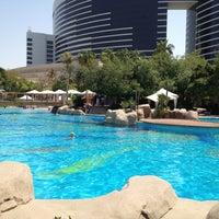Снимок сделан в Гранд Хаятт Дубай пользователем Christoph 8/29/2012