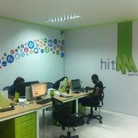 Foto tirada no(a) Hitmídia por Liderico N. em 8/15/2012