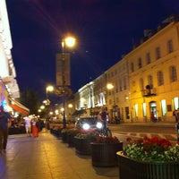 Снимок сделан в Zapiecek пользователем Ilya P. 7/10/2012