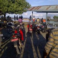 Photo taken at Jembatan kayu by Firdaus D. on 8/26/2012
