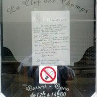Photo taken at La Clef des Champs by Petit F. on 8/7/2012