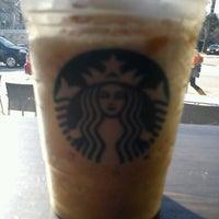 Photo taken at Starbucks by Mace on 3/1/2012