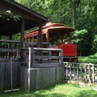 Photo taken at Mister Rogers' Neighborhood of Make-Believe @idlewildpark by Amanda B on 7/30/2012
