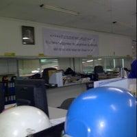 Photo taken at PT.Suzuki Indomobil Motor new office by Baiu A. on 6/11/2012