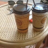 Photo taken at Mingmitr Coffee by Ratchapoom S. on 6/29/2012
