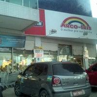 Photo taken at Arco Iris Supermercado by Energias R. on 5/30/2012