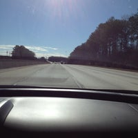 Photo taken at I-85, Exit 51 by Morgan W. on 2/26/2012