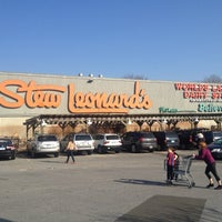 Photo taken at Stew Leonard's by Adrian W. on 3/18/2012