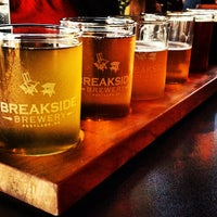 Photo taken at Breakside Brewery by Sara S. on 8/13/2012