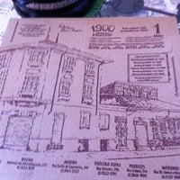 Foto tirada no(a) 1900 Pizzeria por Alan F. em 8/17/2012